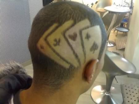 Most Awesome Hair Tattoos