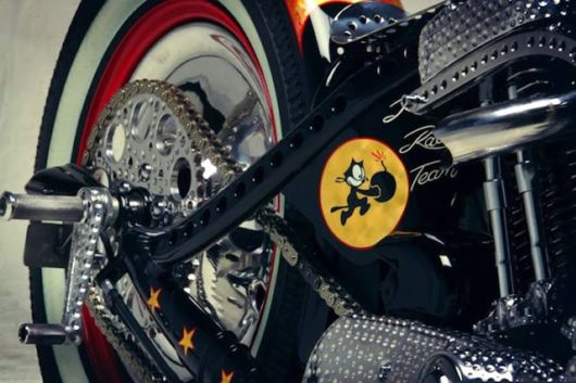Super Harley Davidson Sportster Custom