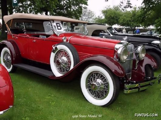 Great Vintage Cars Collection