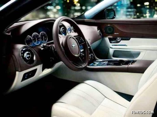 Luxurious And Expensive Car Interiors