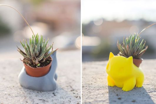 You Can Grow Your Own Pokemon With This 3D-Printed Planter