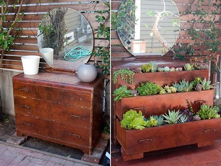 Awesome Ways To Reuse Old Stuff