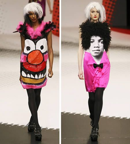 Wackiest Fashion Runway Trends