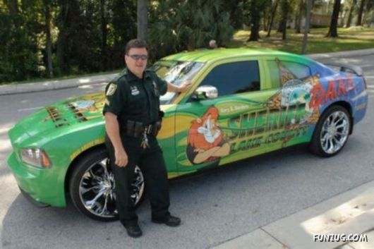 Funniest Cops Photos From Around The World