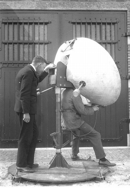 Aircraft Detection Before The Invention Of Radar