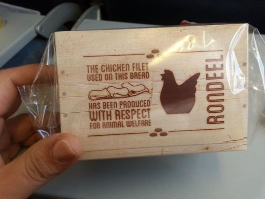 Superb Airline Food Comparison - Economy Vs First Class