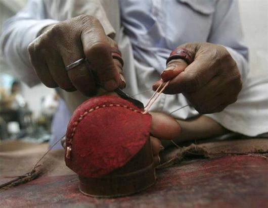 The Making Of A Cricket Ball