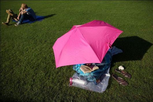 Umbrellas Around The World