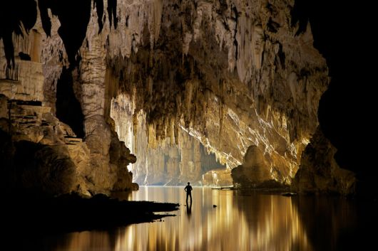 Huge Cave Systems In Thailand
