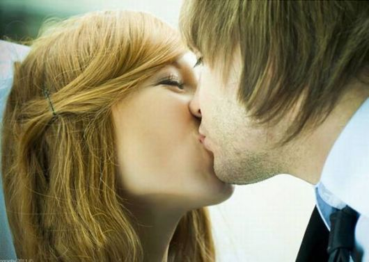 A Kiss is a Lovely Touch