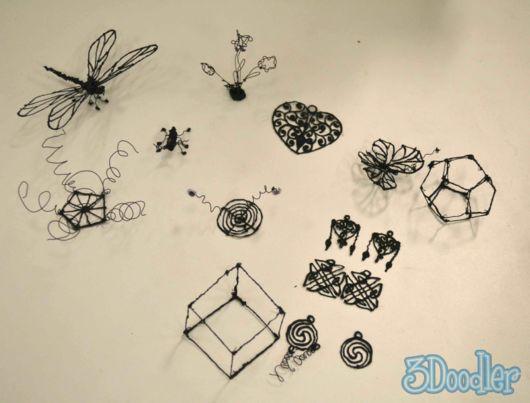 3Doodler - The 3D Printing Pen