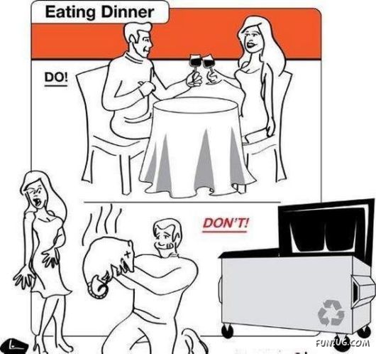 Dos and don ts of first date