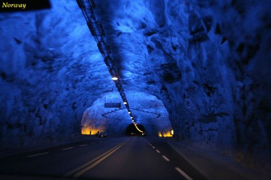 Tunnels From All Around The World
