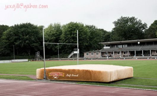 Giant Objects Used for Advertisement