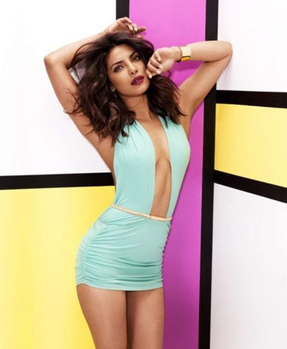 Priyanka Chopra Shoot Complex Mag (July 2016)