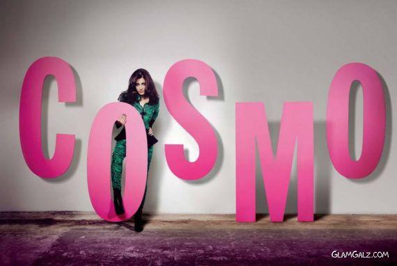 Shruti Haasan Shoots For Cosmo