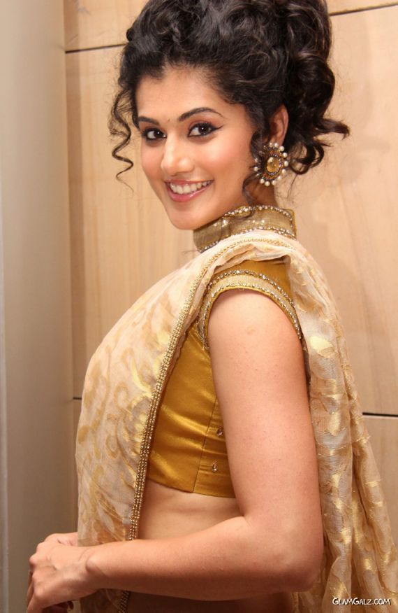 Taapsee Pannu In Beautiful Ethnic Dresses