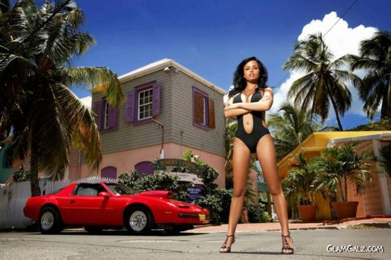 Miss Tuning 2010 Calendar Car Babes
