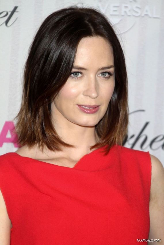 Emily Blunt For The Five Year Engagement