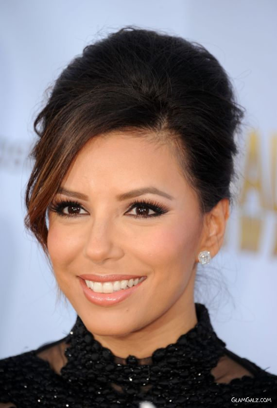 Gorgeous Eva Longoria At NCLR ALMA Awards