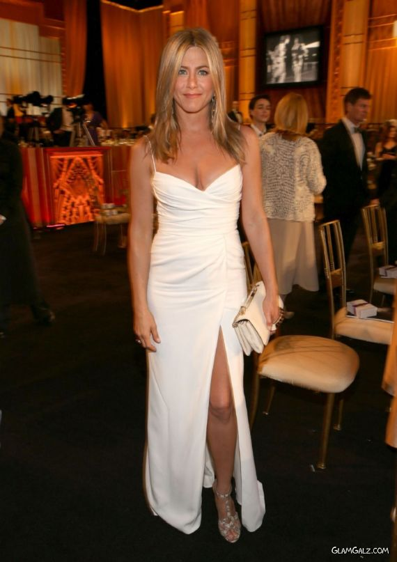 Jennifer Aniston At AFI Life Achievement Awards