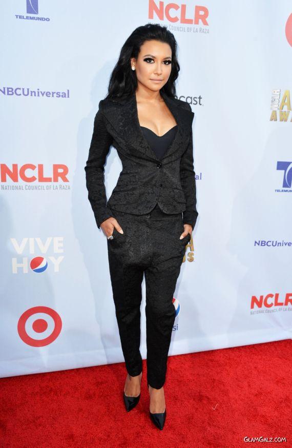 Beautiful Naya Rivera At NCLR ALMA Awards