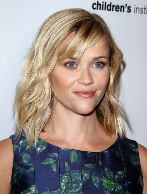 Reese Witherspoon Attends Colleagues Spring Luncheon