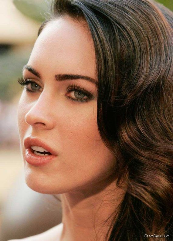 Megan Fox Shoots For Jennifers Body
