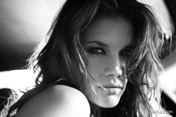 Missy Peregrym Graces Up Sharp Mag