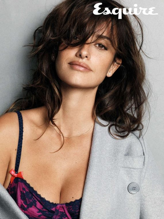 Penelope Cruz For Esquire Magazine
