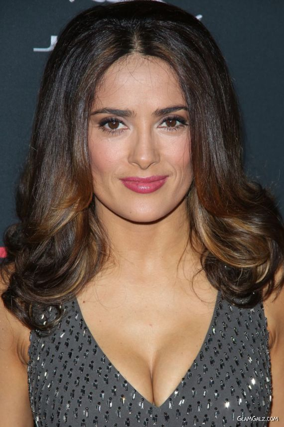 Salma Hayek Exclusive Photo Gallery