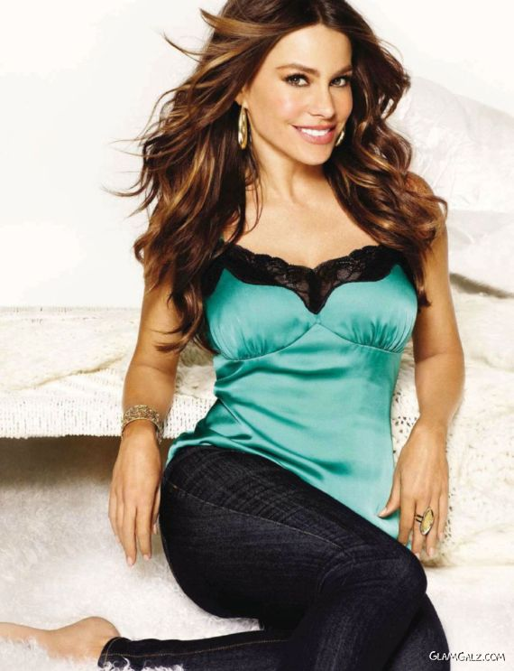 Sofia Vergara In Women Health Magazine