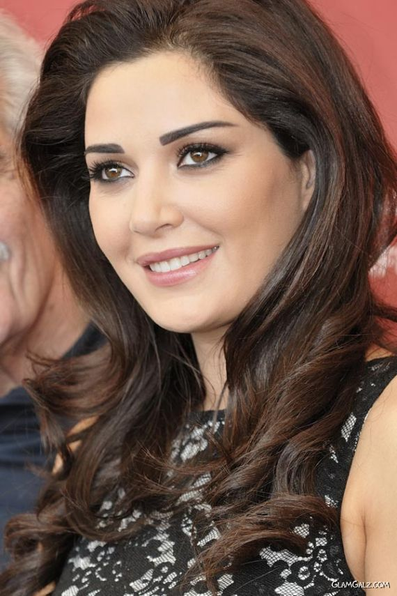 Top Most Beautiful Arab Women