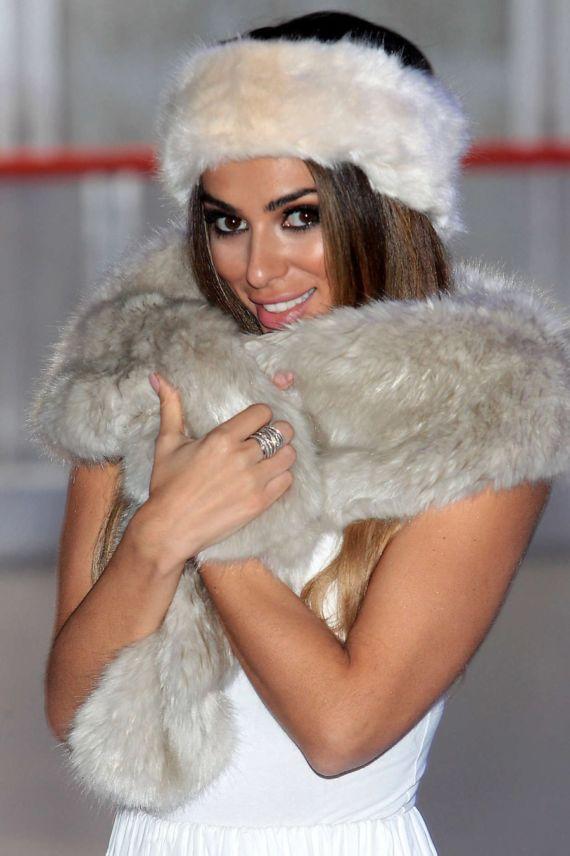 Georgia Salpa Dundrum On Ice In Dublin