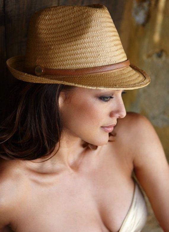 Lorraine Van Poses For Melissa Odabash Beachwear