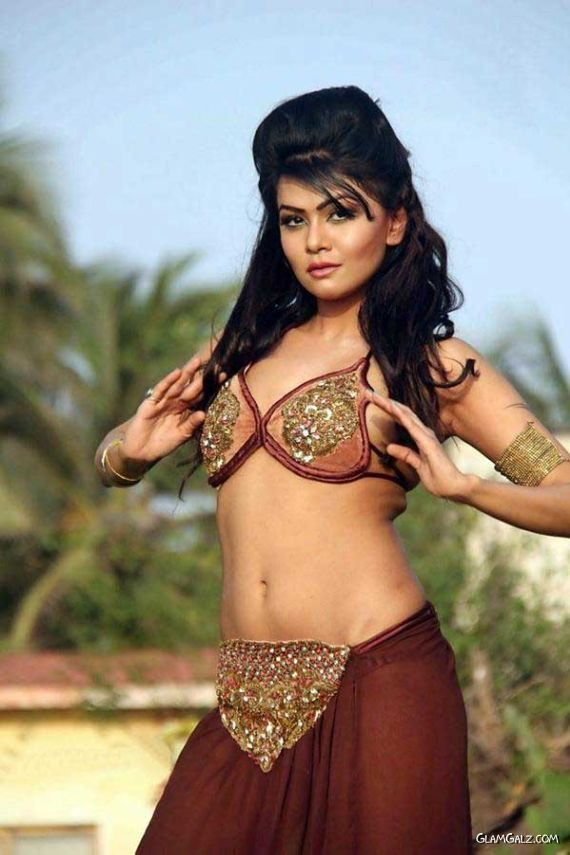 Spicy Sakshi Pradhan Photoshoot