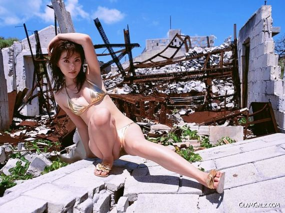 Japanese Beauty Seto Saki