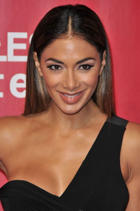 Nicole Scherzinger At 2016 MusiCares Person Of The Year