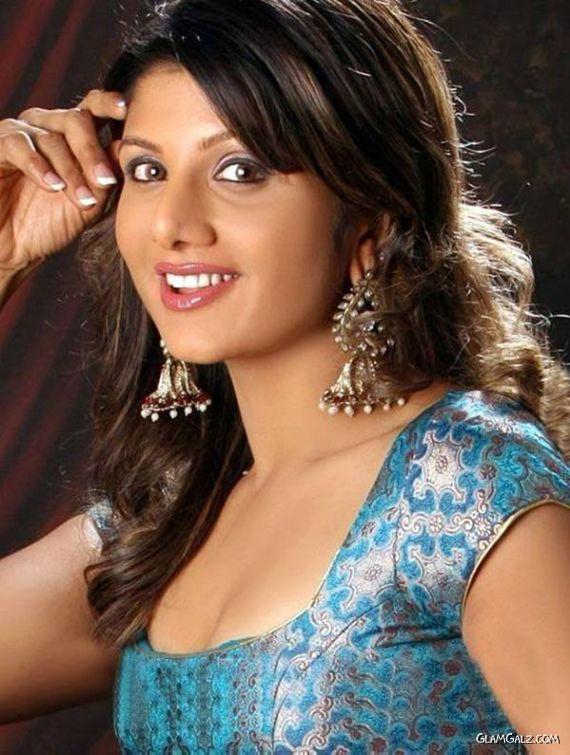 Beautiful South Indian Actress Rambha