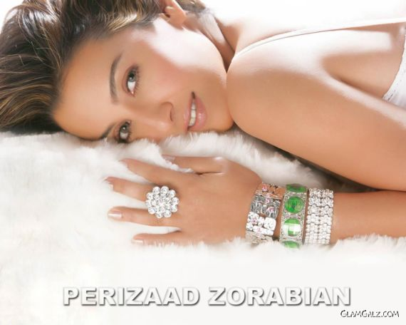 Click to Enlarge - Gorgeous Perizaad Zorabian Wallpapers