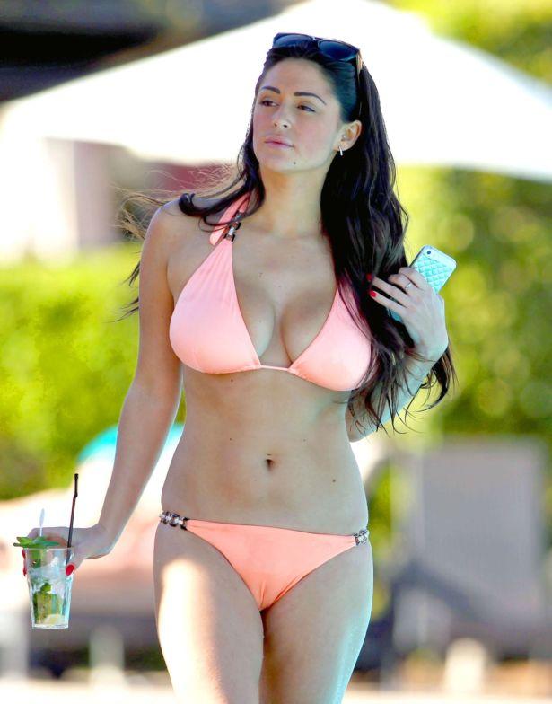 Casey Batchelor Bikini Photoshoot