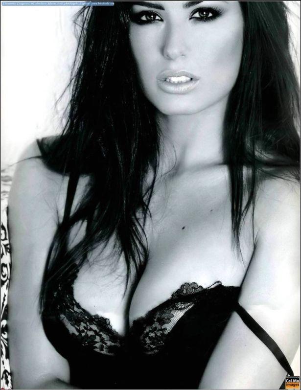 Elisabetta Gregoraci Exclusive Shoot