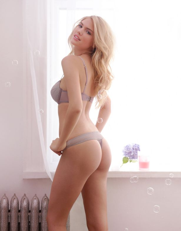Kate Upton For 2014 Jenna Leigh Collection
