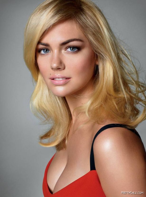 Kate Upton For Vogue Spain