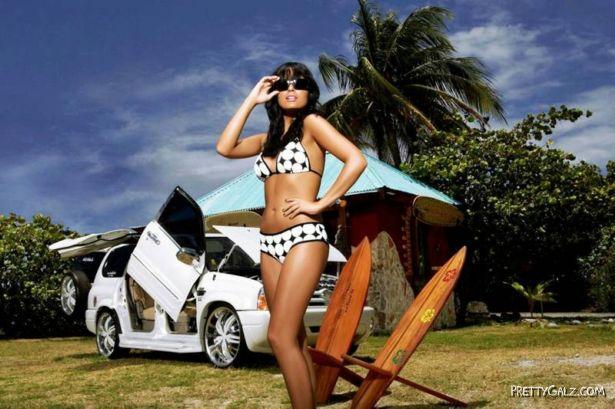 Miss Tuning 2010 Calendar Car Babes