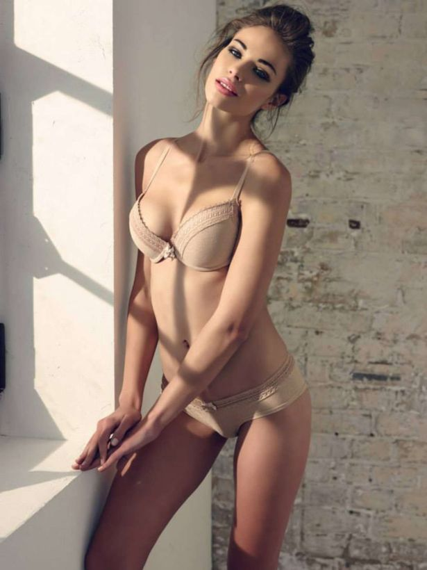 Nicole Meyer For Ann Christine Spring Collection