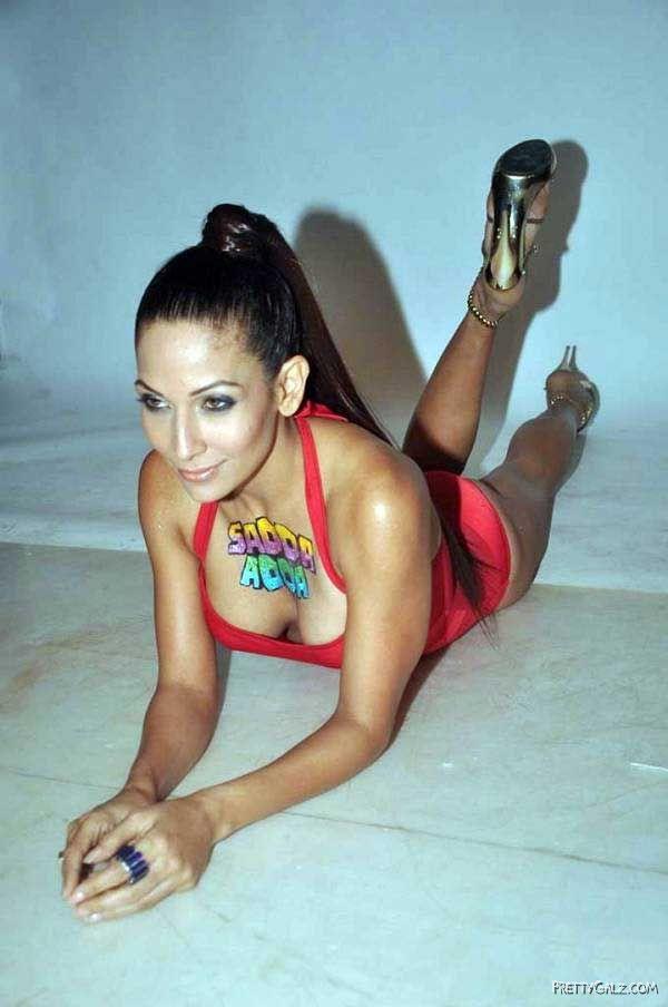 Beautiful Shaurya Chauhan Bikini Shoot