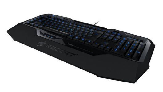 Roccat Isku Gaming Keyboard with Roccat Talk